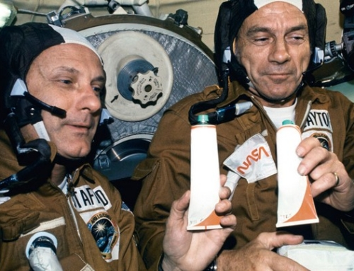 """Nõmme huvikool teab: """"Mida sööb astronaut kosmoses!"""""""